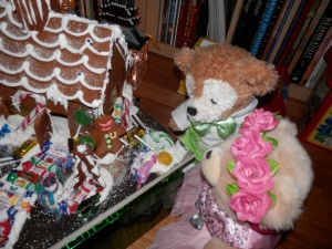 The Gingerbread House Style