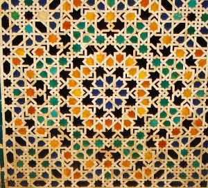 Alhambra Tile Pattern