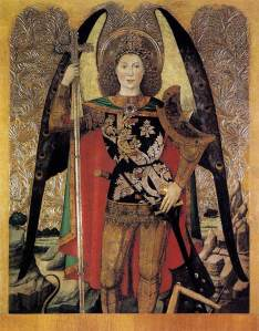 Archangel Michael, 1456