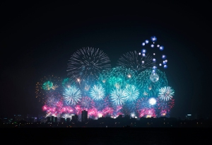 Fireworks Australia Day,  Perth, WA