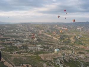 Cappadocia Balloon Spectacular