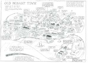 Old Hobart Town