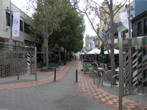 Elizabeth Street Mall, Today