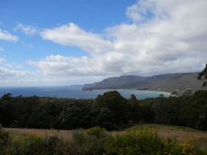 View from Seacliff Coast Lookout