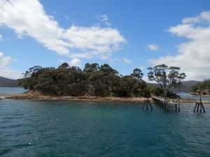 Port Arthur Historic Site, Isle of the Dead
