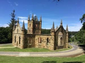 Port Arthur Historic Site, Church