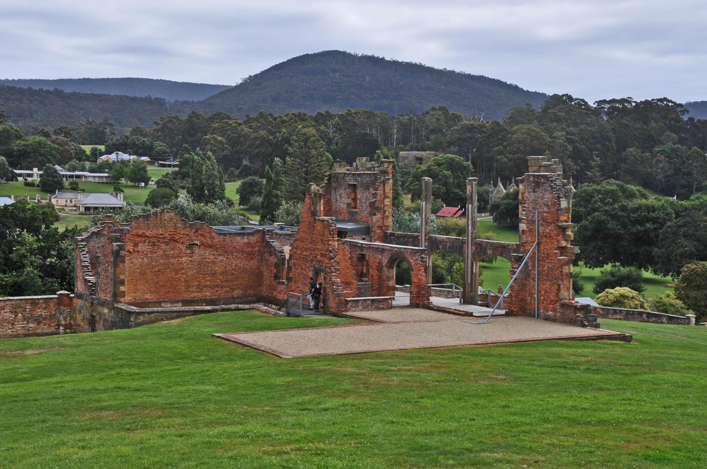Port Arthur Historical Site | pufflesandhoneyadventures