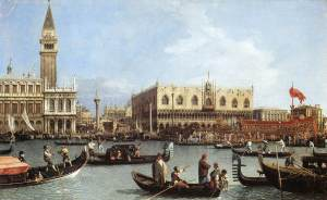 Canaletto - Venice Ducal Palace