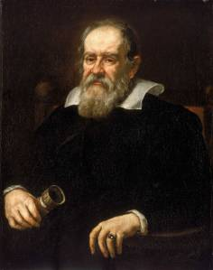 Justus Sustermans, Portrait of Galileo Galilei, 1636
