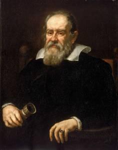 Justus Sustermans, Portrait of Galileo Galilei, 1636