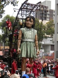 Little Giant Girl