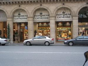 Catherine Perfums, 6-7, rue de Castiglione, 1e