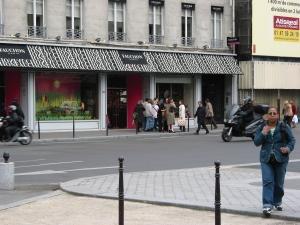 Fauchon, Place de la Madeleine
