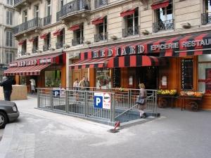 Hediard, Place de la Madeleine