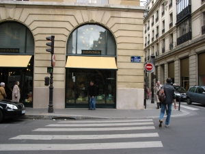 Hermes, 24 Rue du Faubourg Saint-Honoré, Paris