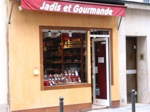 Jadis et Gourmande, 27 rue Boissy d'Anglas, 8e