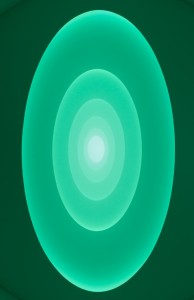 "James Turrell ""Aten Reign"" 2013, installation view"