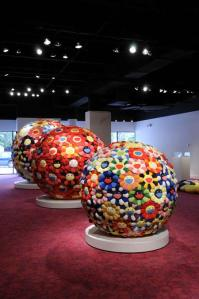 The Cherry World of Takashi Murakami