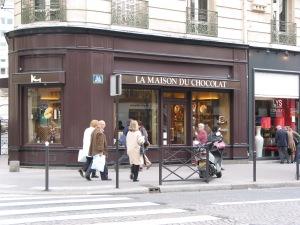 La Maison du Chocolat, 19 Rue de Sèvres, 6e