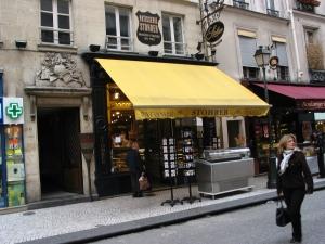 Stohrer, 51 rue Montorgueil, 2e