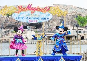 Tokyo DisneySea 10th Anniversary