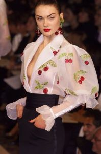YSL Ready to Wear 2001 Spring Collection