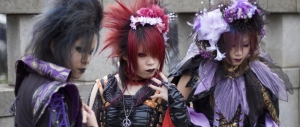 Cosplay in Yoyogi Park