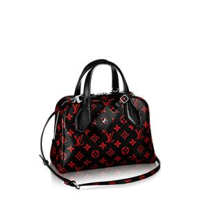 Louis Vuitton Monogram Infrarouge Dora Bag