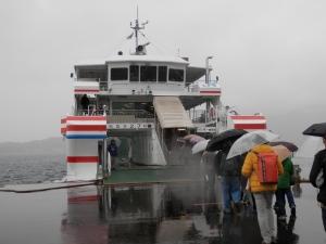 Rainy Miyajima