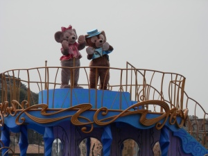 Duffy and Shellie-May Spring 2015