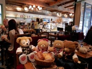 Paul's on Kagurazaka Street