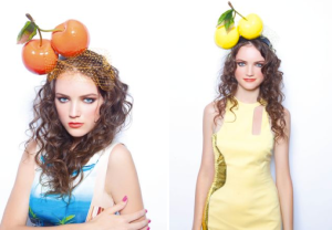 Cherry Headbands by Piers Atkinson