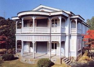 Residence of Tsugumichi Saigo