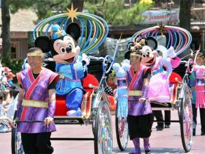 Star Festival 2014 at Tokyo Disneyland