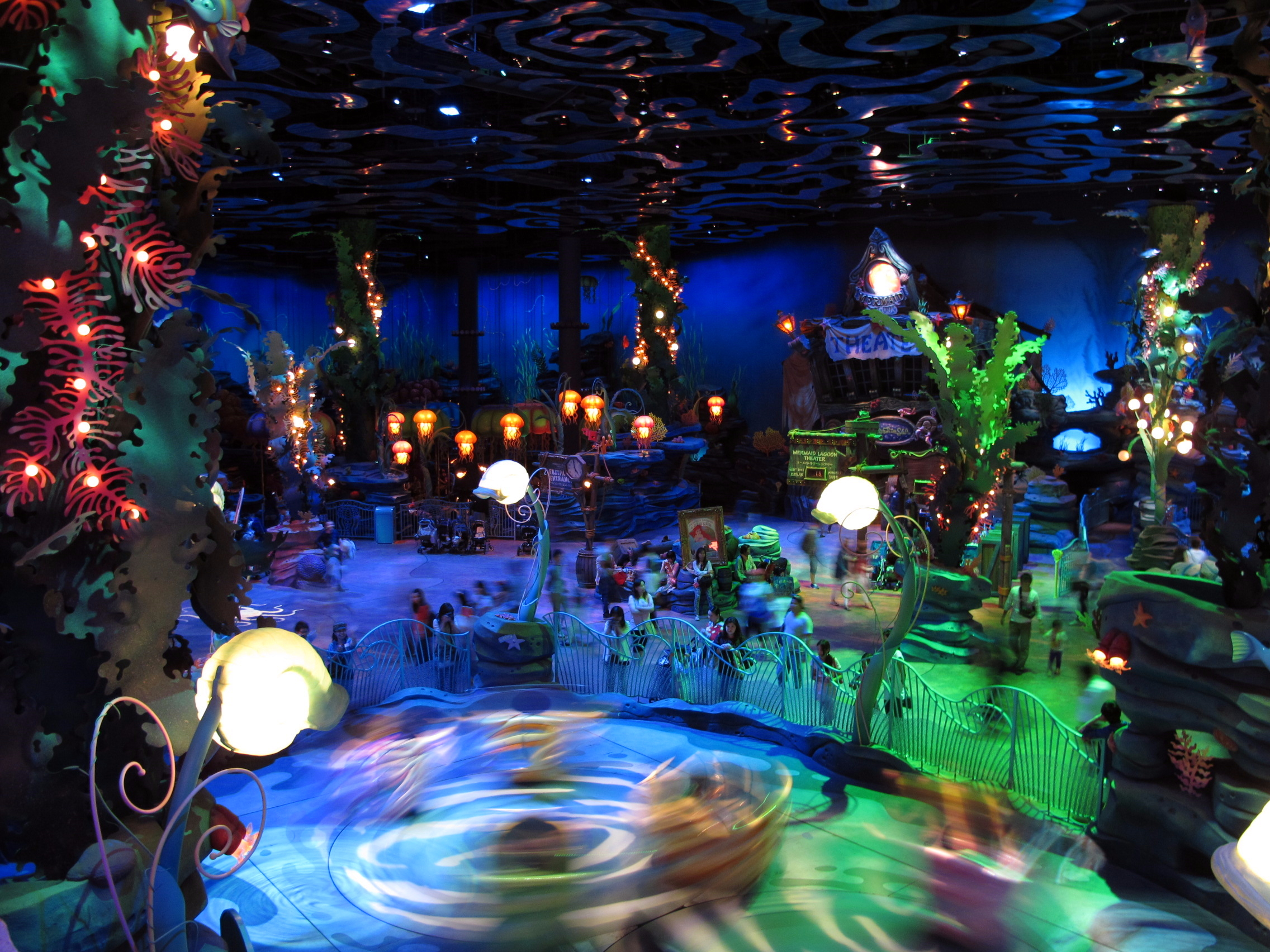 Tokyo Disneysea Pufflesandhoneyadventures