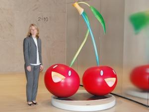 Cherries by Takashi Murakami