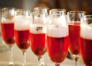 Cherry Brandy Champagne