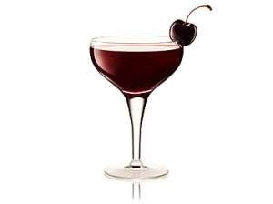 Fresh Cherry Martini