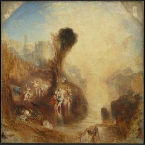 J. M. W. Turner, Bacchus and Ariadne (exhibited 1840)