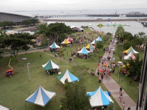 Darwin Waterfront Harmony Soiree 2015