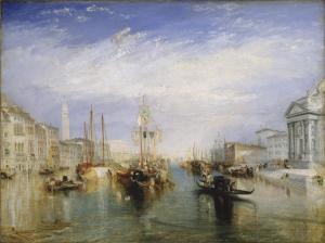 J. M. W. Turner, Venice Grand Canal