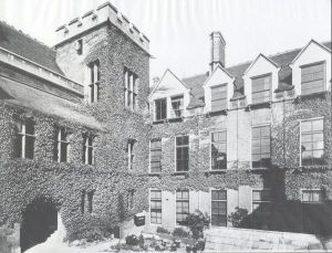 Cavendish Laboratory in Maxwell's time