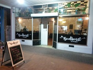 Budburst Small Bar