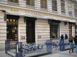 Demel Kohlmarkt 14 A-1010 Vienna http://www.demel.at/en