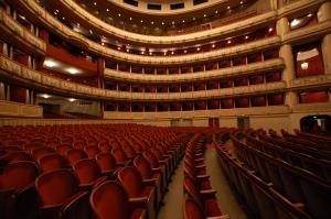 Vienna State Opera Hall