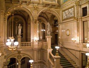 Vienna State Opera, Interior
