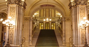 Vienna State Opera, Main Staircase