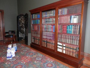 Old Government House - Library