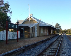 Gingin Railway Station