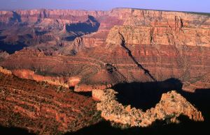Grandview Lookout, Grand Canyon National Park